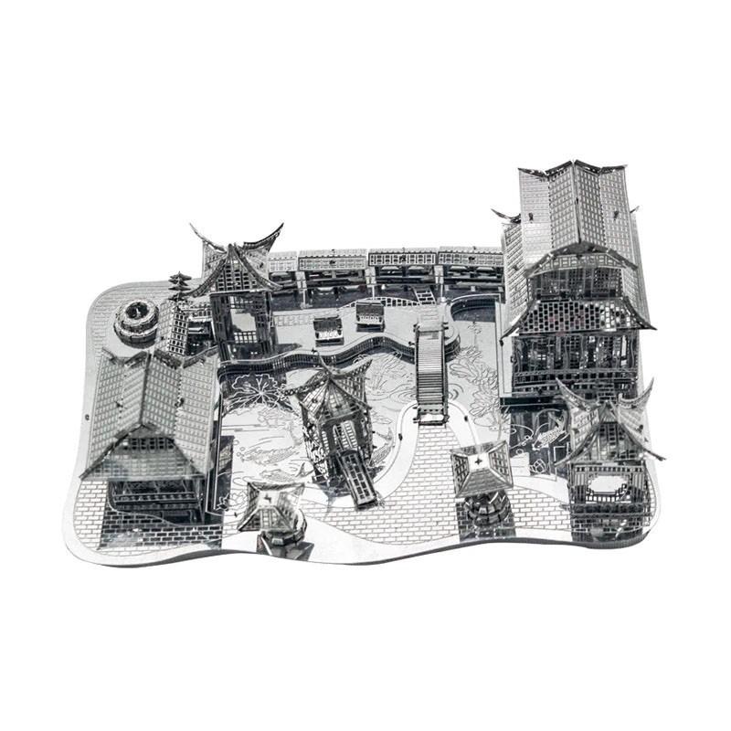 3D ocelová skládačka Dalek