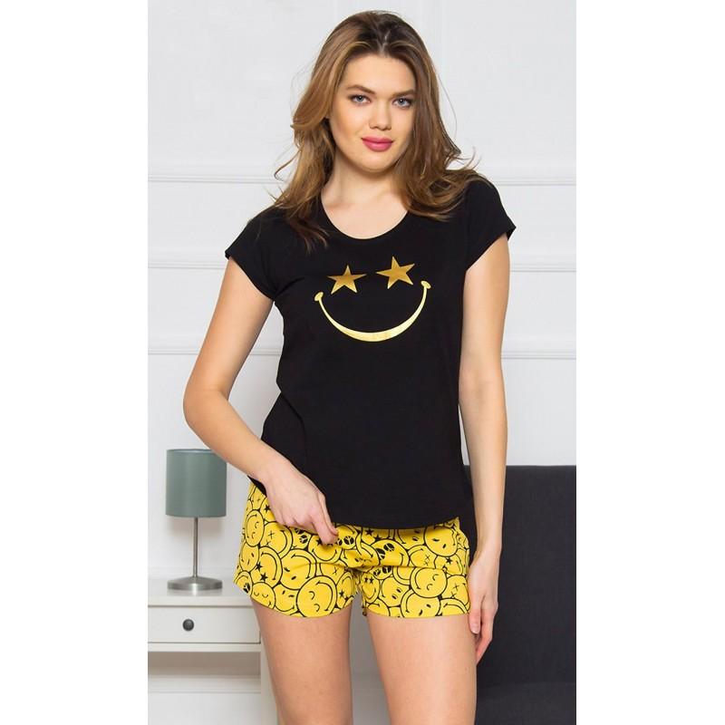 Dámské pyžamo šortky Lucie