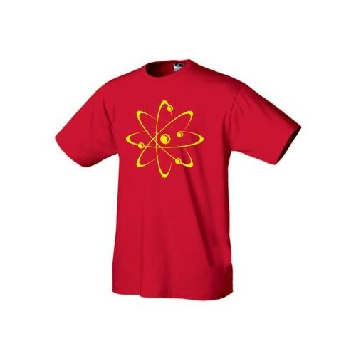 Vědecké tričko Atom