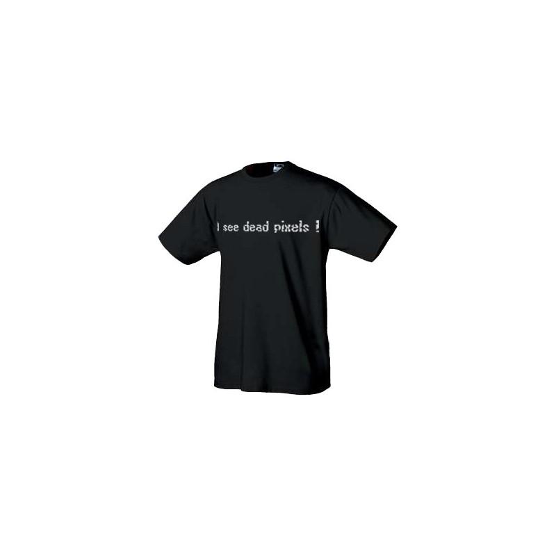 IT tričko Dead Pixels