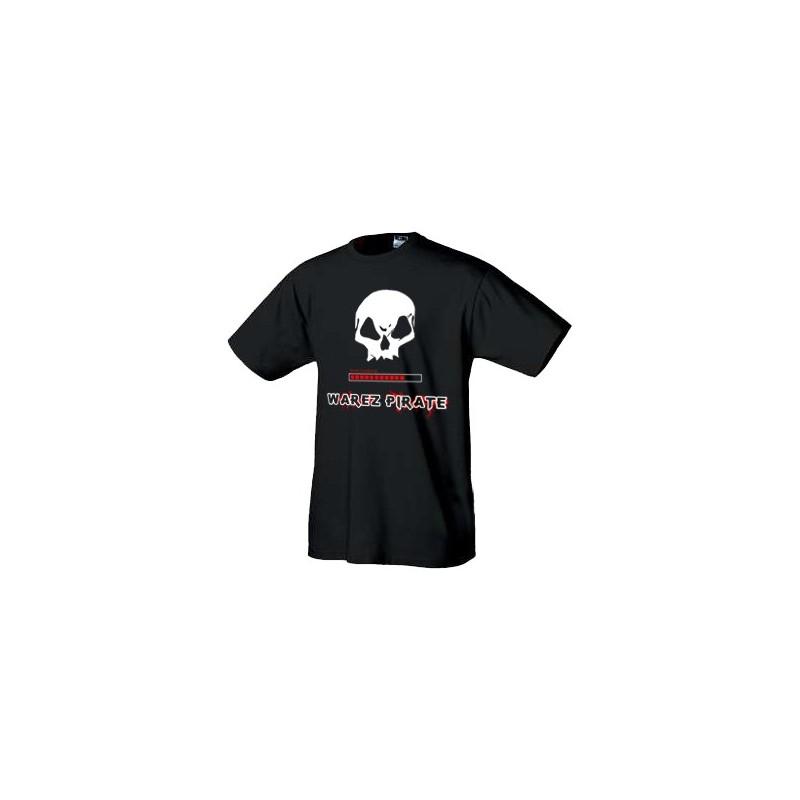 Tričko Warez Pirate
