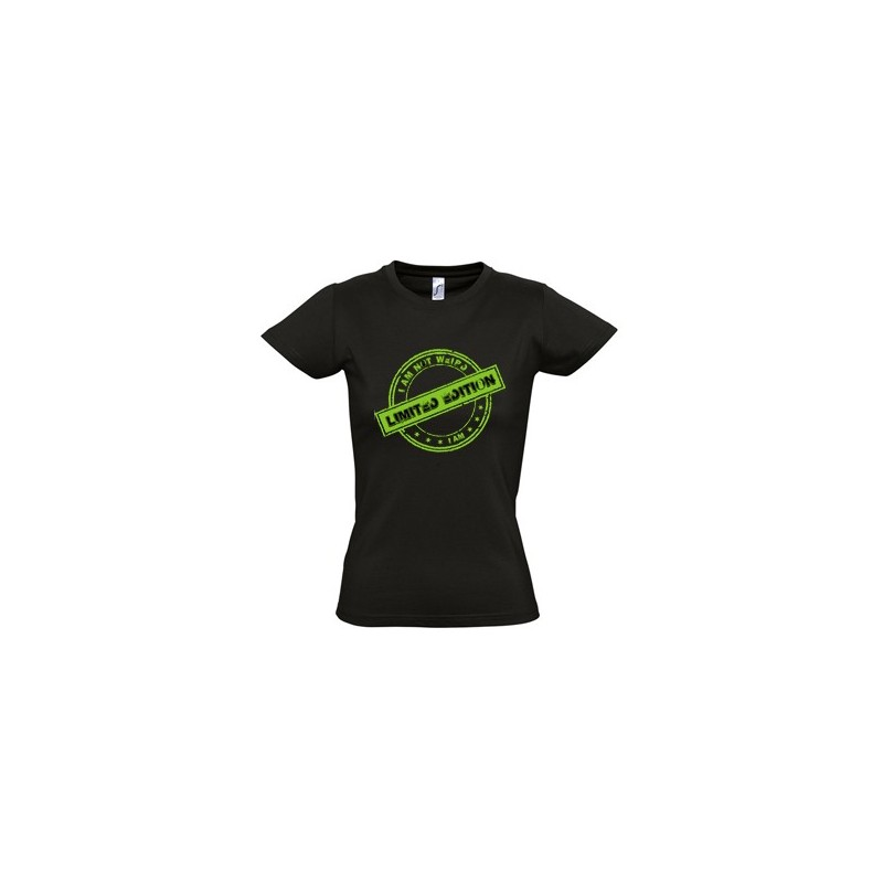 Geek tričko Woman Limited Edition