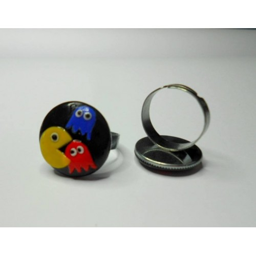 Prsten Pac-man vs. strašidla