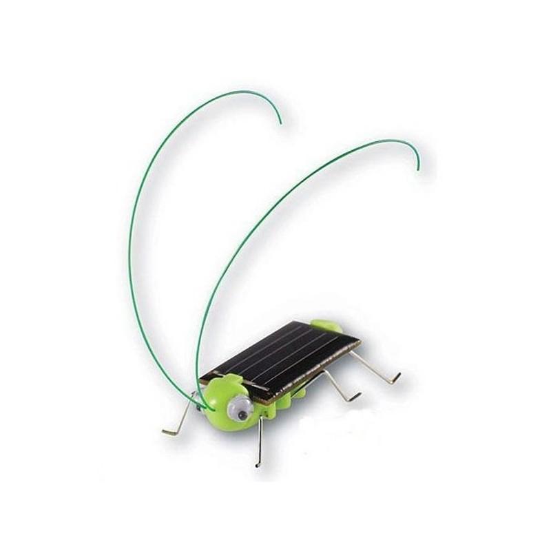 Solární hračka - Cvrček