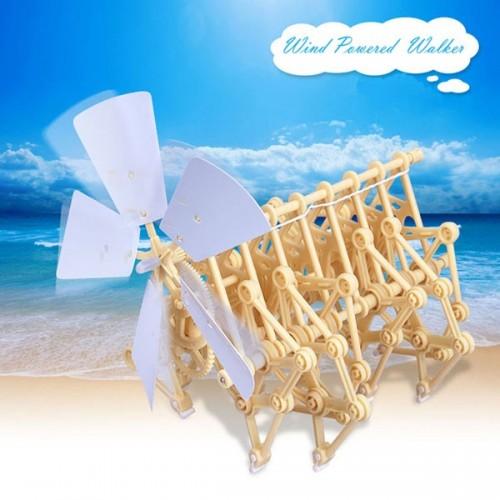 Větrný chodec - 3D funkční model
