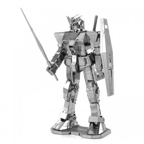 3D ocelová skládačka Gundam Robot RX-78-2