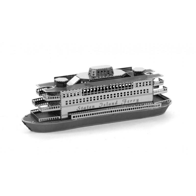 3D ocelová skládačka Staten Island Ferry