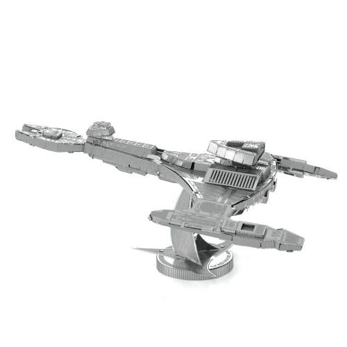 3D ocelová skládačka METAL EARTH Mass Effect SX3 Alliance Fighter