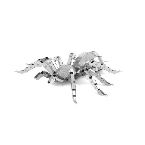 3D ocelová skládačka pavouk Tarantule