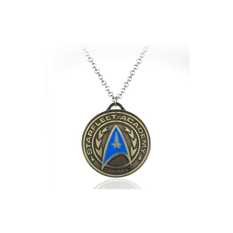 Star Trek Starfleet academy - Přívěšek na krk s řetízkem a7e7403460e