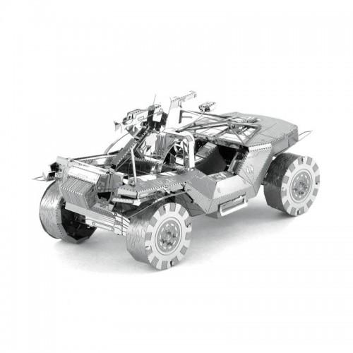 3D ocelová skládačka HALO UNSC Warthog