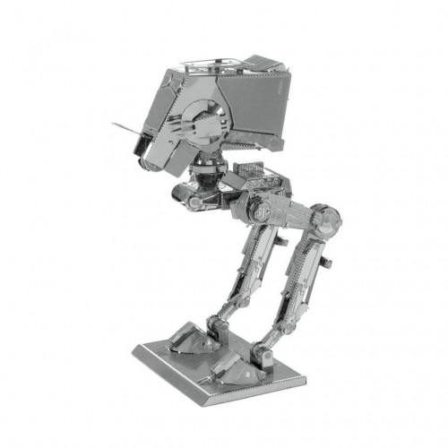 3D ocelová skládačka Star Wars AT-ST