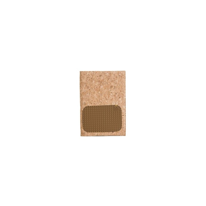 Kreativní pixelový diář s obalem korek PXN-05-CORK