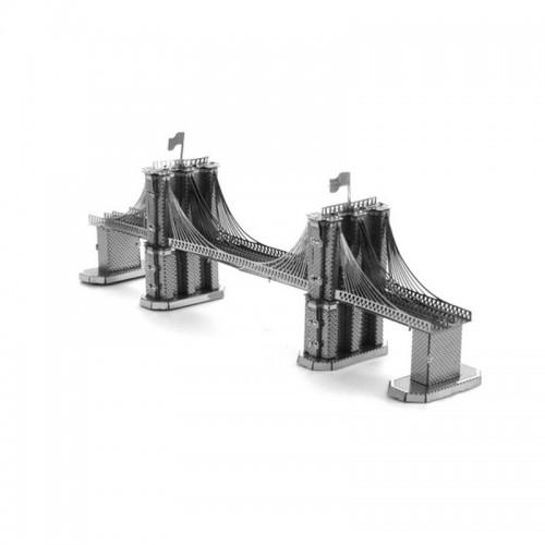 3D ocelová skládačka Brooklynský most