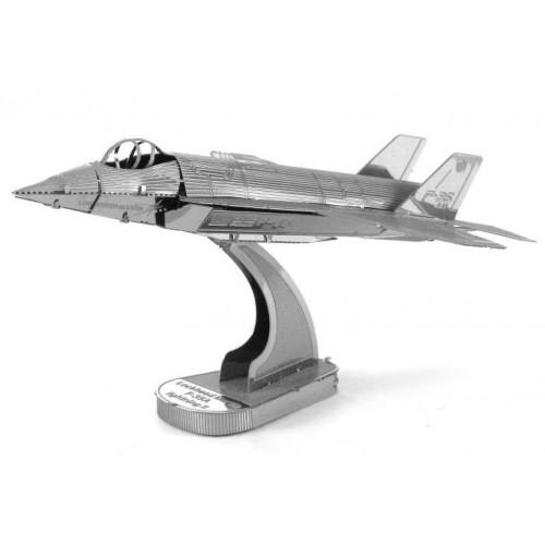 3D ocelová skládačka Lockheed Martin F-35 Lightning II