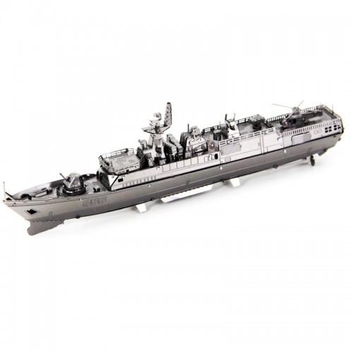 3D ocelová skládačka Korveta typu 056