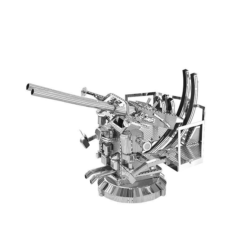 3D ocelová skládačka Torpédoborec Arleigh Burke