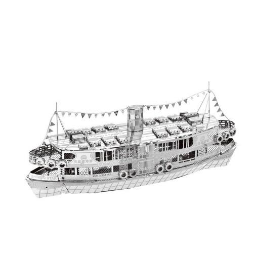 3D ocelová skládačka Star ferry