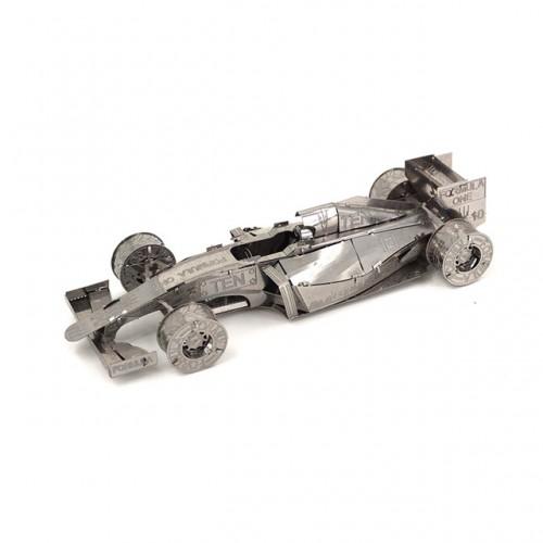 3D ocelová skládačka Formule F1