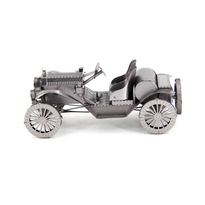 3D ocelová skládačka auto MSL 3.0T