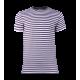 Pruhované tričko Bílo-Modré dirk- pánské