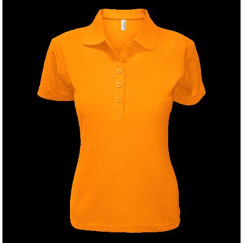 Polokošile AF P dámská - Oranžová