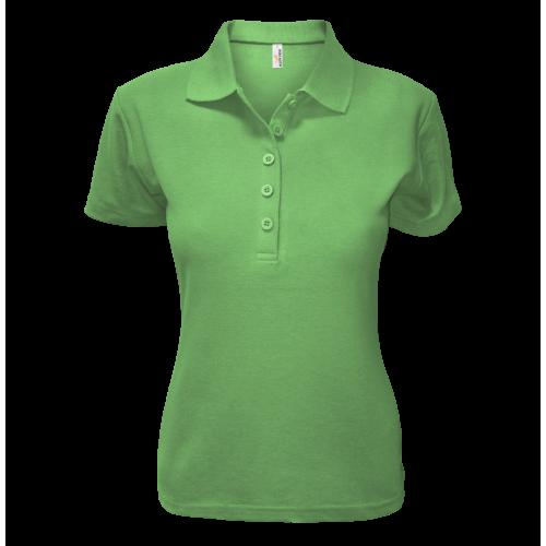 Polokošile AF P dámská - Zelená