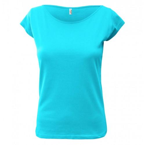 Tričko dámské AF EL - Atol Modrá