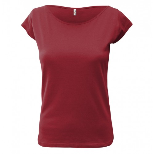 Tričko dámské AF EL - Červená Dahlia