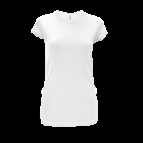 Tričko dámské AF CA - Bílá