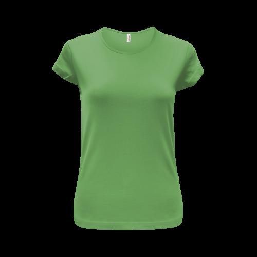 Tričko dámské AF CA - Zelená