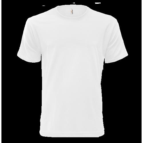 Tričko pánské AF HE - Bílé