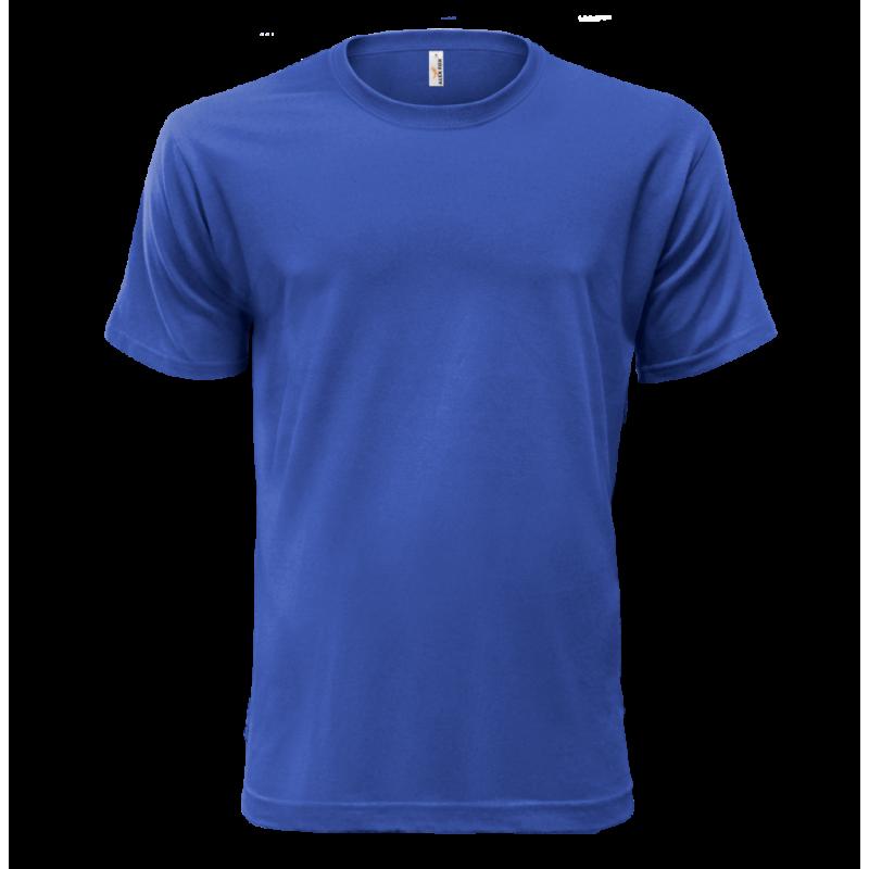 Tričko pánské AF HE - Královská modř