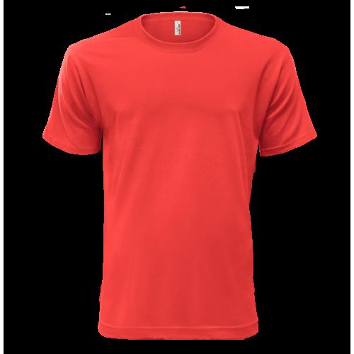 Tričko pánské AF HE - Červená