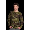 Vojenské tričko AF - Military pánské dlouhé