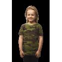 Vojenské tričko AF - Military Dětské