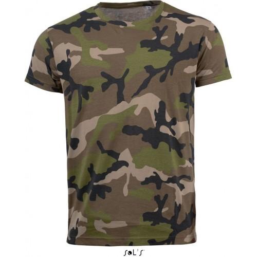 Vojenské tričko SOL'S - Military pánské