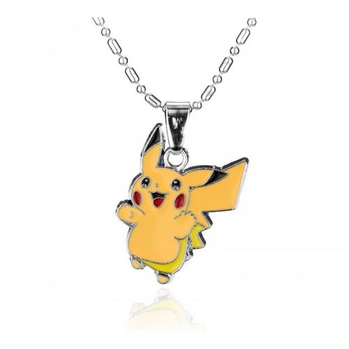 Náhrdelník Pikachu pokemon