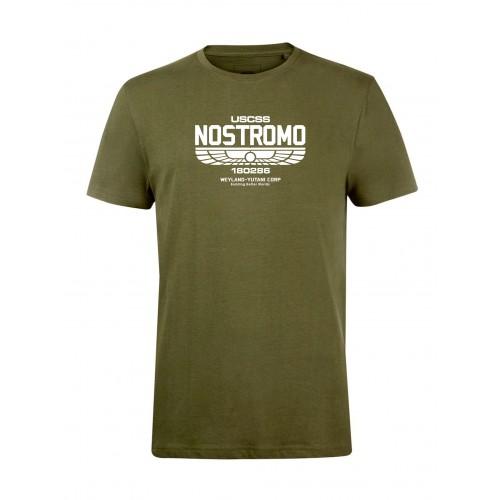 USCSS Nostromo 180286 - Geek SCI-FI Tričko