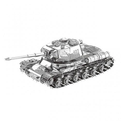 3D ocelová skládačka TANK M1 Abrams