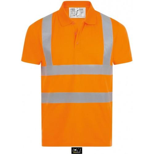 Polo tričko Signal Pro Oranžová