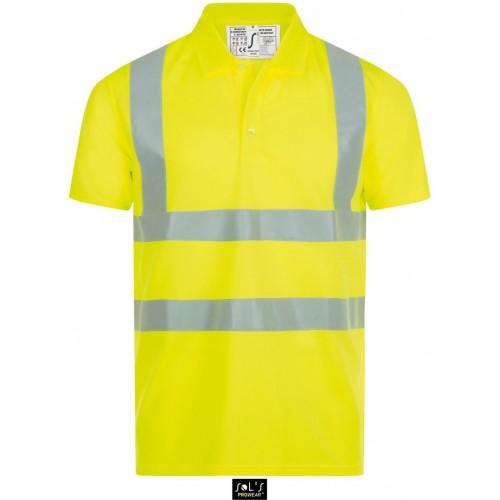 Polo tričko Signal Pro Žlutá