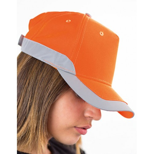 Kšiltovka Helpy Cap oranžová