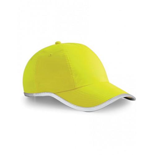 Kšiltovka Helpy Cap žlutá