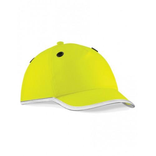 Kšiltovka Enhanced-Viz EN812 Bump Cap oranžová