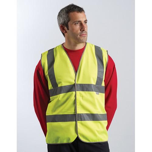 Bezpečnostní vesta, Professional Safety Vest Yellow