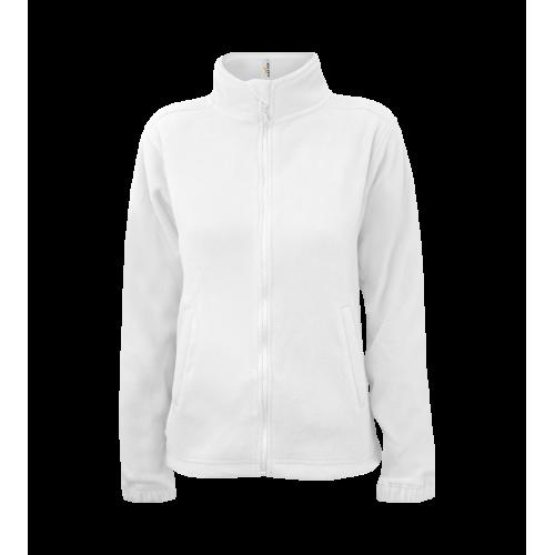 Dámská fleece JA - Bílá