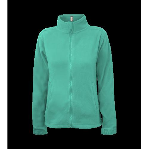 Dámská fleece JA - Lucite zelená