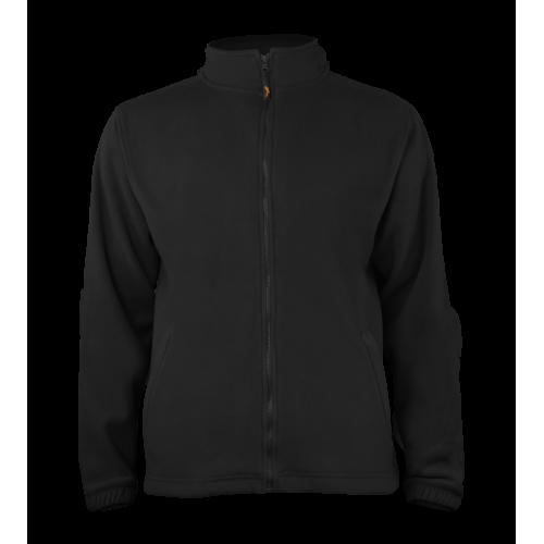 Pánská fleece J403 - Černá