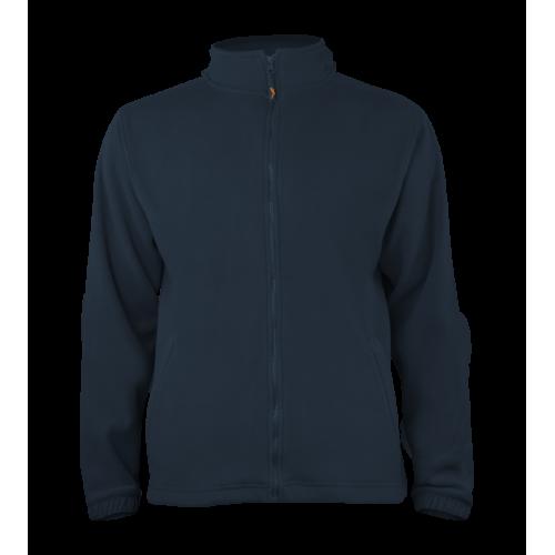 Pánská fleece J403 - Námořní modř
